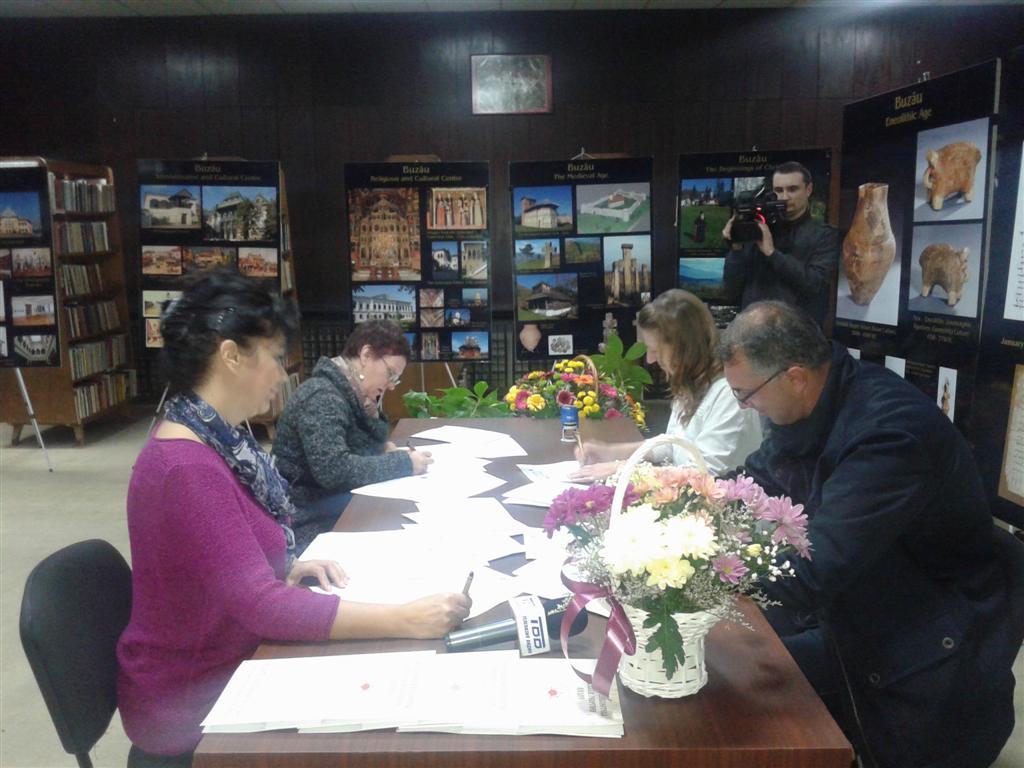 Signing the institutional partnership-Vidin1