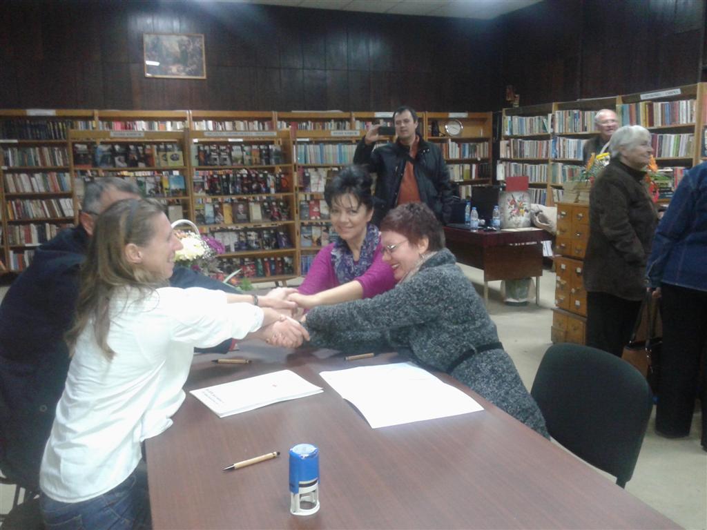 Signing the institutional partnership-Vidin2
